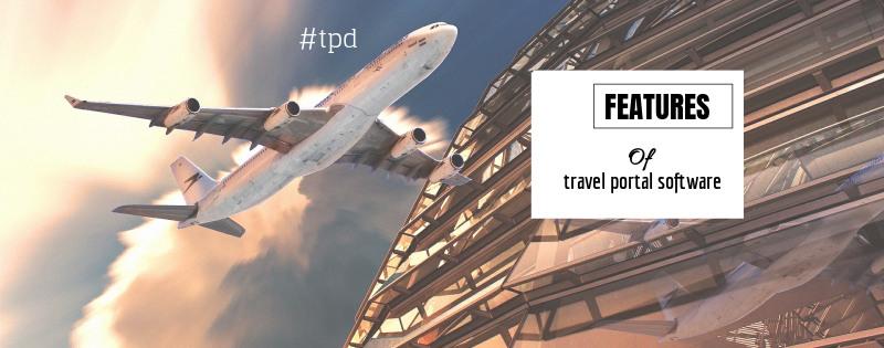 travel portal software solutions