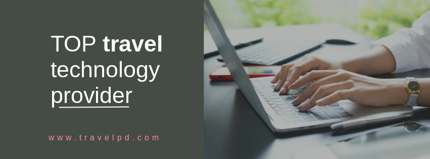 travel technology provider